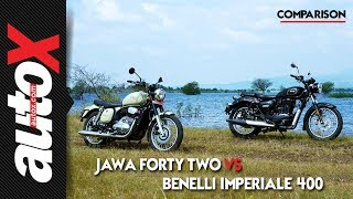 Benelli Imperiale 400 & Jawa 42