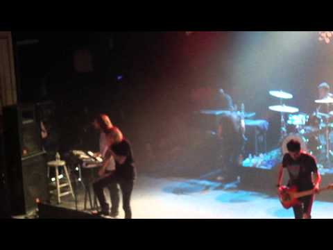 Chiodos - The Undertaker's Thrist For Revenge Is Unquenchable (Live at The Troc 8/25/12)