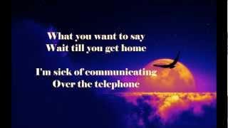Birdy - What you want (Lyrics)