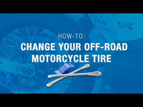 Motion Pro Enduro Tire Iron Set