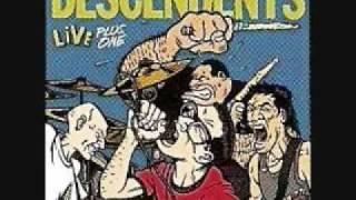 18 Descendents - Van LIVE