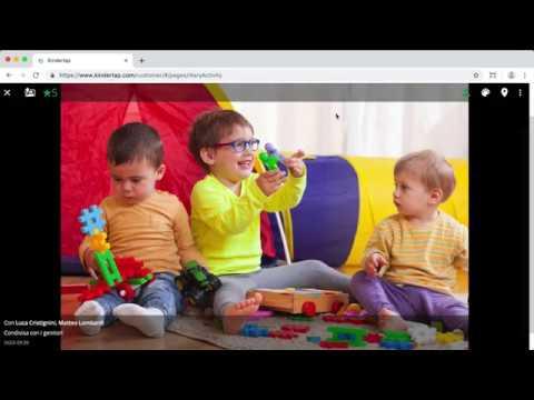 Foto, video, tag e condivisione [Web]
