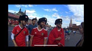 Иностранцы в Москве , отдых в Soho country club , обращение к подписчицам .