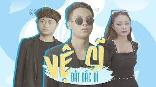 Phim ca nhạc VỆ SĨ BẤT ĐẮC DĨ - Thái Dương ft Long Hach , Đức Châu - OFFICIAL MV