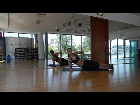 Jak swing mięśnie ekspandera