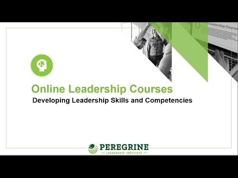 Online Leadership Course - YouTube
