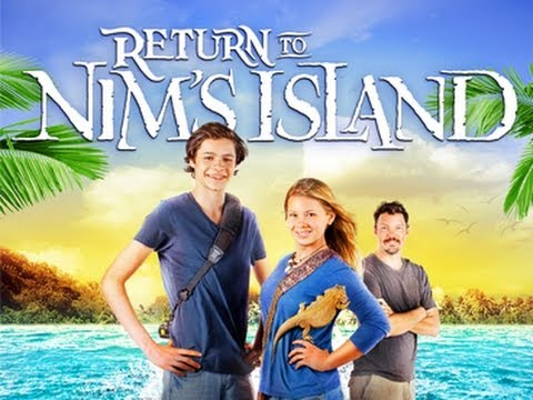 Return To Nims Island DVD movie- trailer