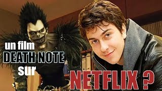 UN FILM DEATH NOTE SUR NETFLIX ? - CHEF