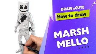 How To Draw Drift Fortnite Step By Step 免费在线视频最佳电影电视