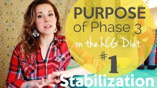 The Point of P3 on hCG - #1 STABILIZATION