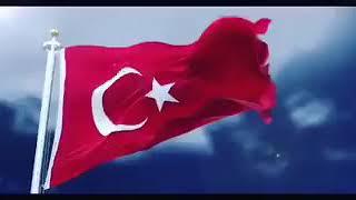 Payitaht Abdülhamit müziği ve Türk bayrağı