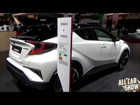 NEW 2019 TOYOTA C-HR HYBRID FULL PREVIEW EXTERIOR AND INTERIOR