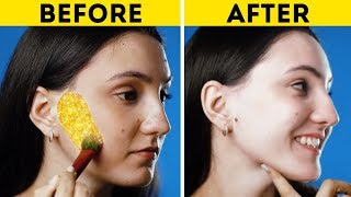 28 EXTREME BEAUTY HACKS FOR YOUR SKIN