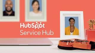 HubSpot Service Hub - Vídeo