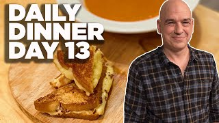 Cook Along With Michael Symon   Tomato Soup With Grilled Cheese   Daily Dinner Day 11