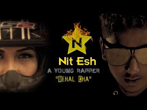 Behal Cha - Nit Esh Ft. Anisha Lama (Official Music Video)