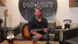 """A Crying Shame"" & ""Pain And Misery"" . Josh Teskey 