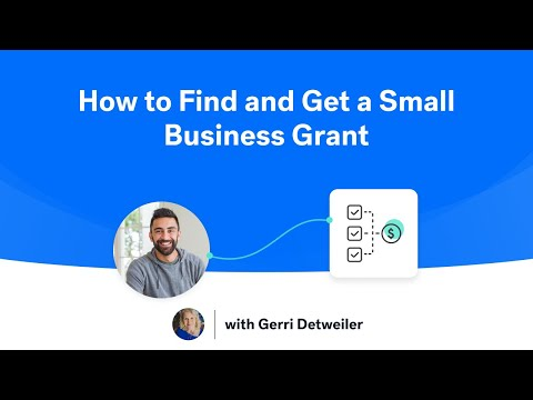 , title : 'How to Find and Get a Small Business Grant