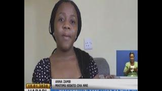 KAULI YA MTOTO ANNA ZAMBI ALIYEFIWA NA FAMILIA YAKE YOTE MARA BAADA YA KUFAULU FORM FOUR