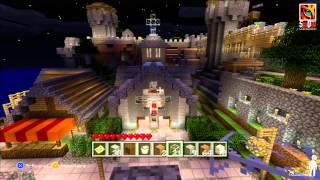 preview picture of video '[Minecraft] Vidéo Spéciale 100 abonnés :  Dernière partie : Le village d'Ear'