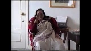 Arrival and Talk, Sahaja Yoga is the same as Zen thumbnail
