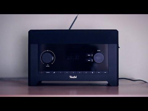 TEUFEL RADIO 3SIXTY | Das Radio neu erfunden? | Review & Soundvergleich mit Bose