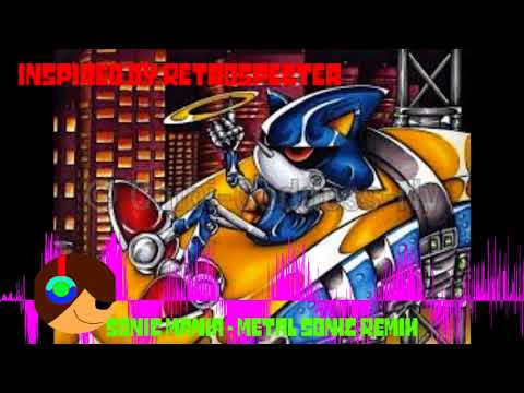 Download Sonic Mania Metal Sonic Boss Remix Retrospecter Video 3GP