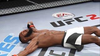 UFC 2 - Джон Джонс против Андерсона Сильва