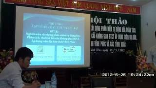 preview picture of video 'Clip Hoi thao Vinh Phuc.mpg'