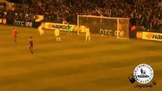 זכרון מהעבר, Tottenham vs Basel 2-2 04.04.2013
