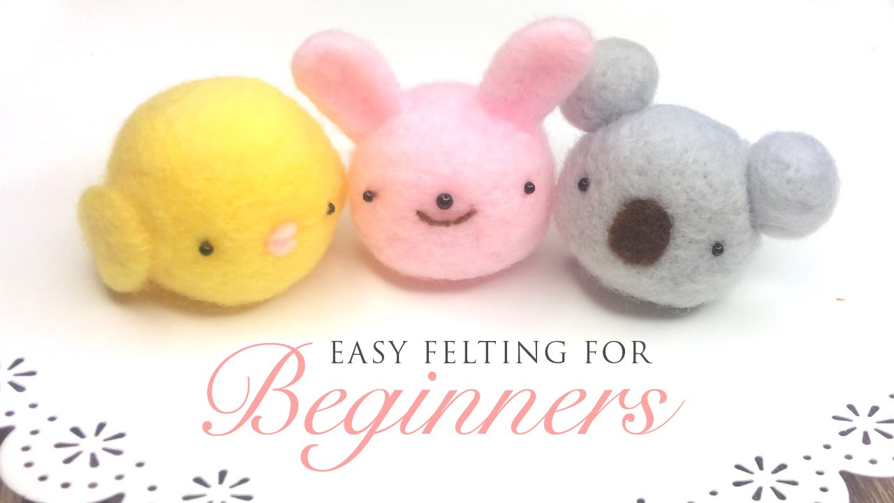 Felting Starter Kit - Perfect Gift for Beginners | Shopswell