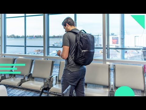 Aer Flight Pack Review | Small Carry-On Travel Backpack (23L) for Work & Flight