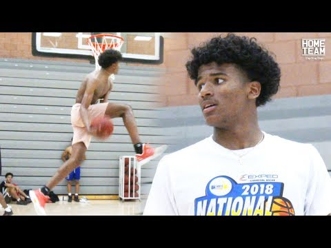 Jalen Green Workout & Scrimmage Highlights From EBO Practice | Episode 2 Coming Soon