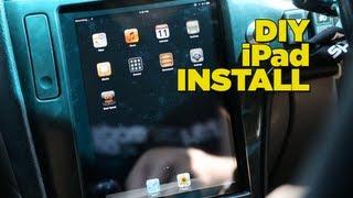 iPad Dash Install
