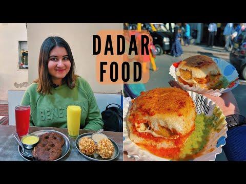 Best Dadar Food | Under ₹100 | Maharashtrian Food, Pani Puri Ice Cream & More