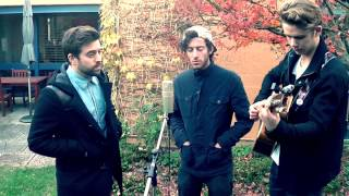 "Fleet Foxes - Meadowlarks - Tom Webster + Wilk and Heath ""The Garden Sessions"""