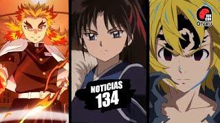 TRAILER ANIME INUYASHA, NANATSU NO TAIZAI 4 ESTRENO, DEMON SLAYER, MY HERO ACADEMIA | Rincón Otaku