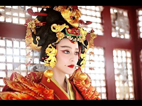 2016年No.1中国時代劇!「武則天- The Empress-」 第1話 9/2DVD ...