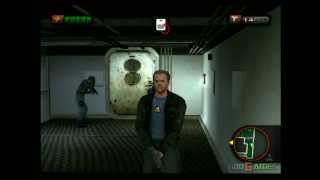 24 The Game - Gameplay PS2 (Original PS2)