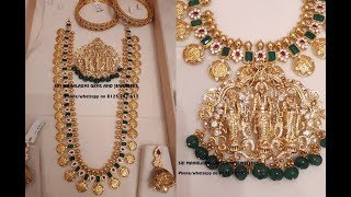 latest 22k gold jewellery collection