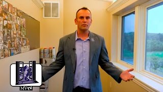 MVTV - Castle Butte Residential New Build: Andersen E-Series Door
