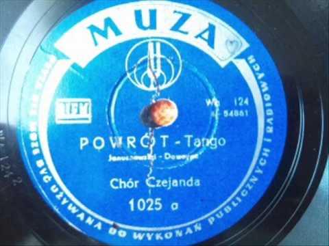 Chór Czejanda - Powrót