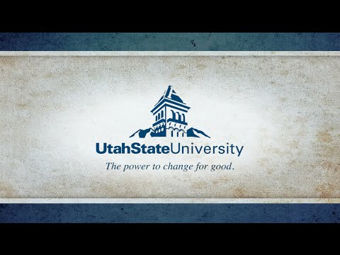 Utah State University - The Power To Change for Good