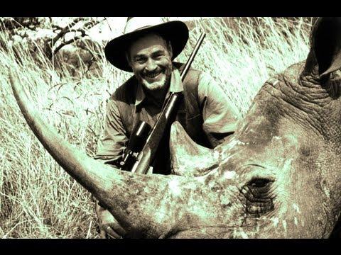 Rhino hunting: do you or don't you?