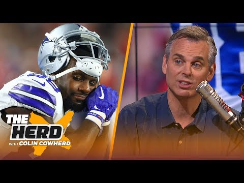 f12d17598 Colin thinks Dez Bryant is NFL s most  self-deluded player  over the last  decade