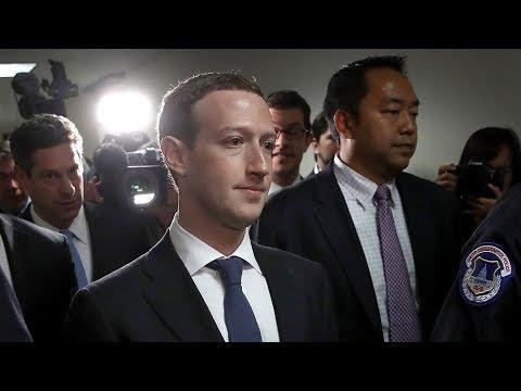 Facebook CEO Mark Zuckerberg testifies before Congress on data scandal