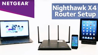 How To Setup NETGEAR Nighthawk X4 AC2350 Wireless Router | R7500