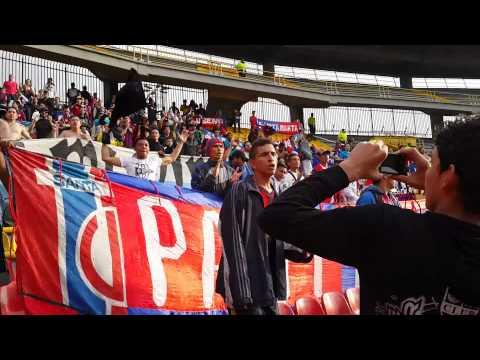 """Union Vs America enero 2015 GARRA SAMARIA NORTE"" Barra: Garra Samaria Norte • Club: Unión Magdalena"