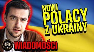 Ukraińcy ZOSTAJĄ w Polsce NA STAŁE! | WIADOMOŚCI