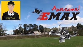 Emax TinyHawk Freestyle - One of the Greatest - FPV Action